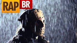 Tauz - Rap do Jason (Sexta-Feira 13) | Instrumental