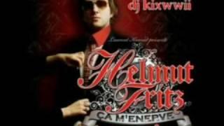 Helmut fritz feat Dj kixwwii ' ça m'enerve ' remix édition
