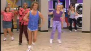 Richard SImmons 'Party Off The Pounds!'