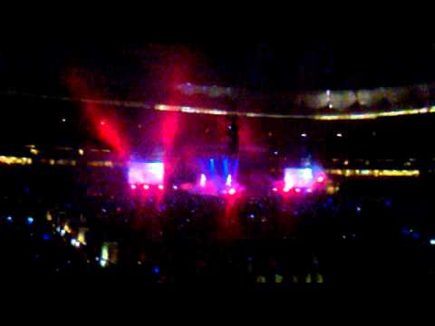 Coldplay in Johannesburg