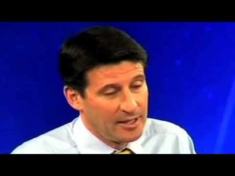 Sebastian Coe Video