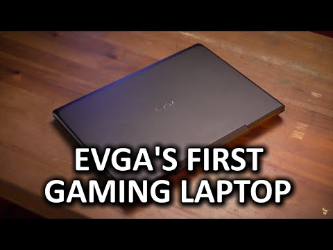 EVGA SC17 Laptop Review - Great first attempt or giant flop?