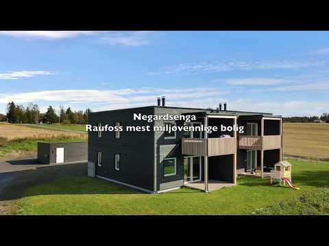 Negardsenga - Raufoss mest miljøvennlige bolig