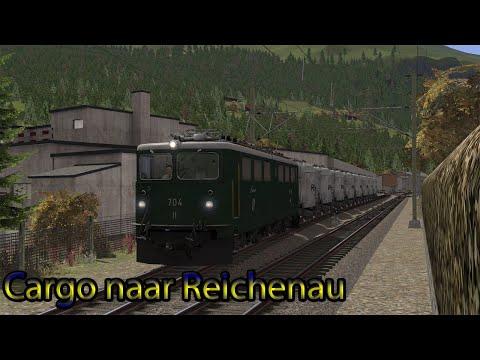 Hoe ik het scenario toch verpest!! Surselva Line - Train Simulator 2020