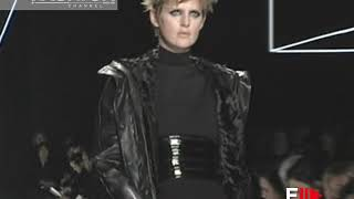 DONNA KARAN Fall 2003 2004 New York - Fashion Channel