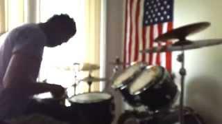 Goldlink: Fuck Being Polite (Drum Cover)