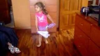 valentina baby dance