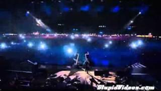 Robbie Williams Flash Concert