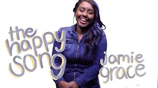 Jamie Grace - The Happy Song (Official Lyric Video)