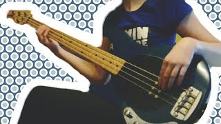 [Bass Cover] - MC Hammer ~ Can't Touch This