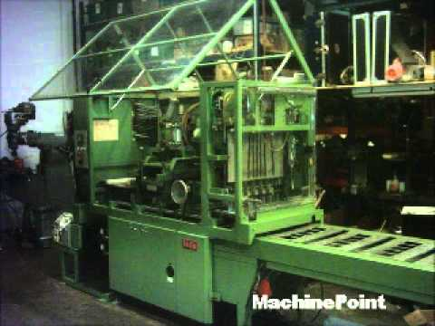 Illig Used machine Packaging machines (blister and skin) MachinePoint