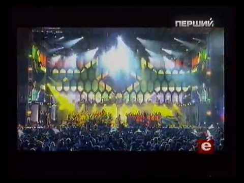 Shakira  FIFA World Cup Celebration Concert 2010 ( Hips don´t Life- Waka Waka)