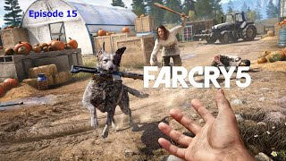 Farcry 5 Infamous: Episode 15 I broke him somehow