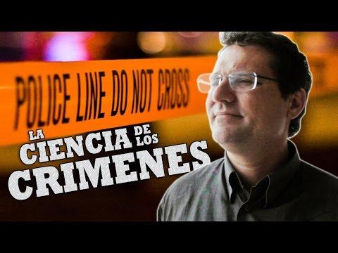 La ciencia de los crímenes