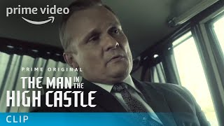 The Man in the High Castle Season 1 - The Partition of the Americas    Amazon Video