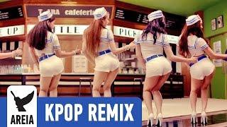 T-ARA - So Crazy | Areia Kpop Remix #188