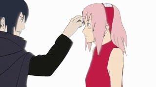 Parodia de Naruto(sasuke sakura)despedida