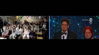Sing - Mindenki  Dolby Theatre Hollywood - Bakáts téri Ének-Zenei Általános iskola Budapest