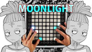 XXXTENTACION - Moonlight Launchpad Cover Tribute #RIPX