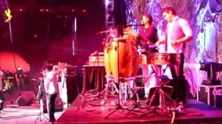 Juanpa con Mas salsa que tu en White Lion Concert
