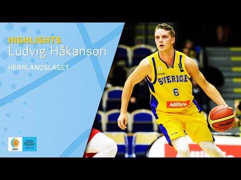 Highlights: Ludvig Håkanson ⭐️🇸🇪