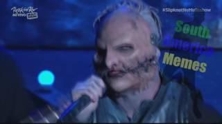 Slipknot Tocando Tecladinho lindinho 2009