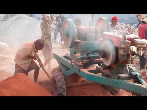 Stonecrusher in Bangladesh