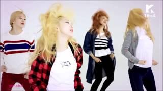 Red Velvet - Ice Cream Cake (Dance Ver.)