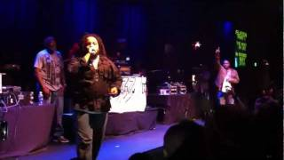 Traffic Jam - Stephen Marley LIVE BOSTON HOT 97.7