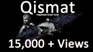 Qismat Fingerstyle Cover | Ammy Virk | JAANI | B Paark