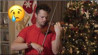 Sad Jingle Bells Version For Violin