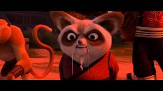 Kung Fu Panda training scene 1