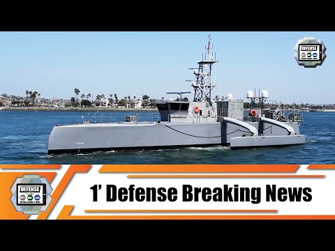US NAVY launches Inaugural Unmanned Battle Problem 21