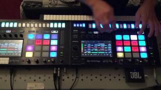 KRAZYRAF - Like This (Drumpads24) pioneer dj Toraiz sp16
