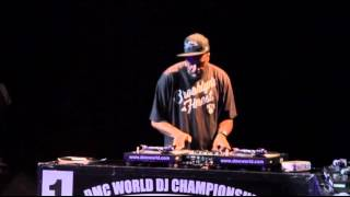 2012 DMC Battle For World Supremacy - Semi-Finals (Round 1) - R.I.P. Prince