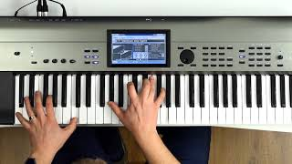 """KORG KROME EX - An evolved go-to synthesizer with a focus on """"FUTURE BASICS"""""""