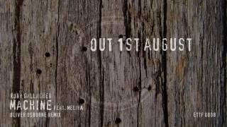 Rory Gallagher - Machine feat. Meliha (Oliver Osborne Remix)