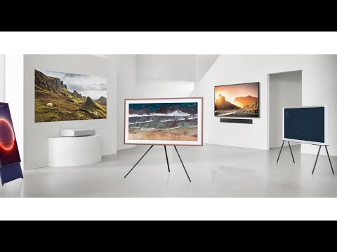 Design your lifestyle with Samsung TV   Samsung
