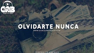 OLVIDARTE NUNCA - Beat Instrumental Rap Piano Emotional x Base De Rap - Doble A nc Beats