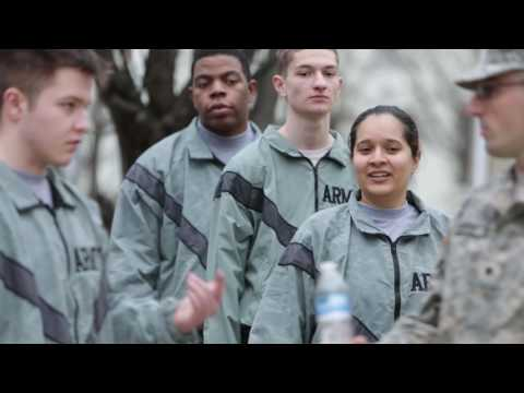 The Recruit Sustainment Program Teaches National Guard Basics