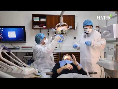 """Video : Dr Hicham Diouri El Oulam : """"Toutes les mesures sont prises pour assurer la sécurité des patients"""""""