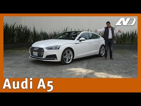 Audi A5 Sportback - Cuando quieres un coche deportivo... Pero no.