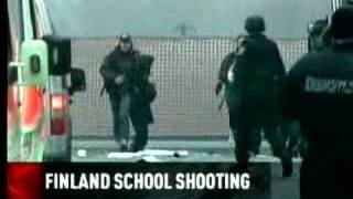 Finland school shooting
