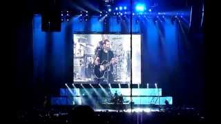 Nickelback When We Stand Together Live in Philly 4-24-12