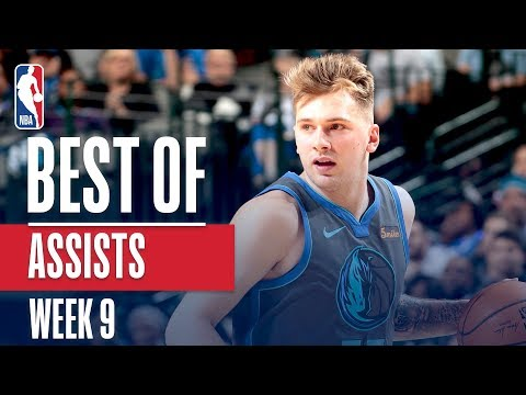 NBA's Best Assists | Week 9 | State Farm