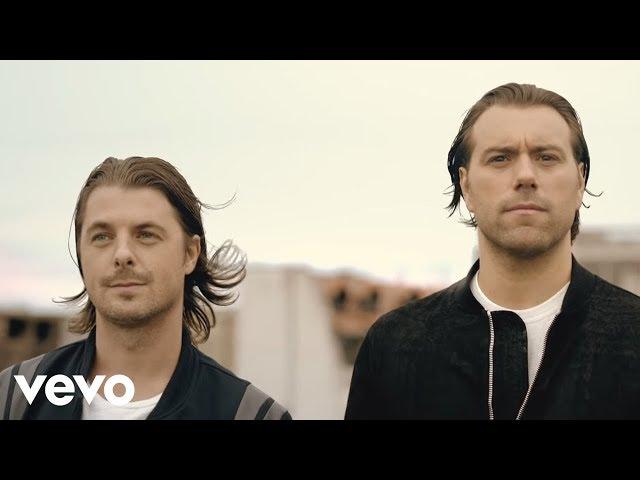 "Video oficial de ""Sun is shining"" de Axwell Ingrosso"