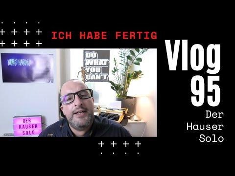 I am a bisschen fertig and kaputt - Daily Vlog 95