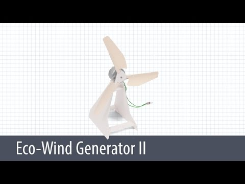 Eco-Wind Generator II Build