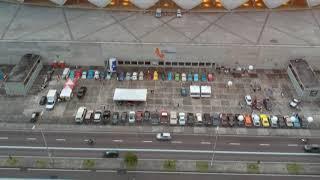 DRONE CARROS ANTIGOS V8,TURBO 2018 ARENA MANAUS (OLD CAR BRASIL)