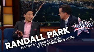 Randall Park Feared He'd Be Kidnapped After His Role In 'The Interview'